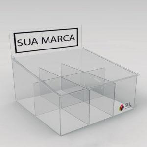 Expositor para acessórios de Celular Modelo Smart