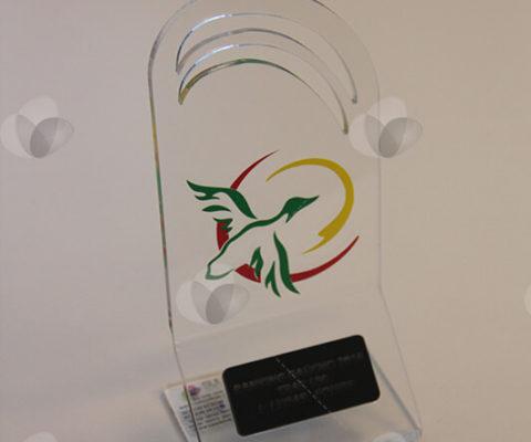 Troféu em Acrílico
