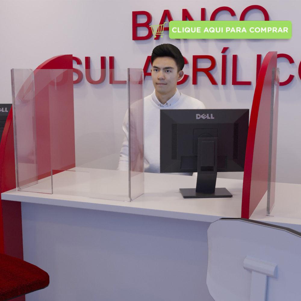 Proteção para Mesa de Agências Bancárias