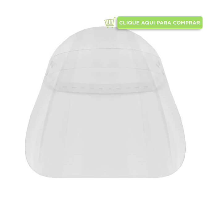 Face Shield Infantil modelo Kids